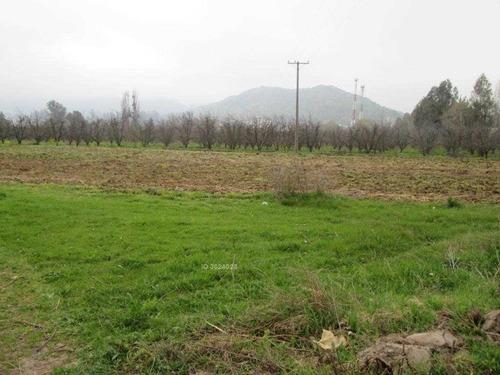 venta de gran terreno en la campiña, machalí
