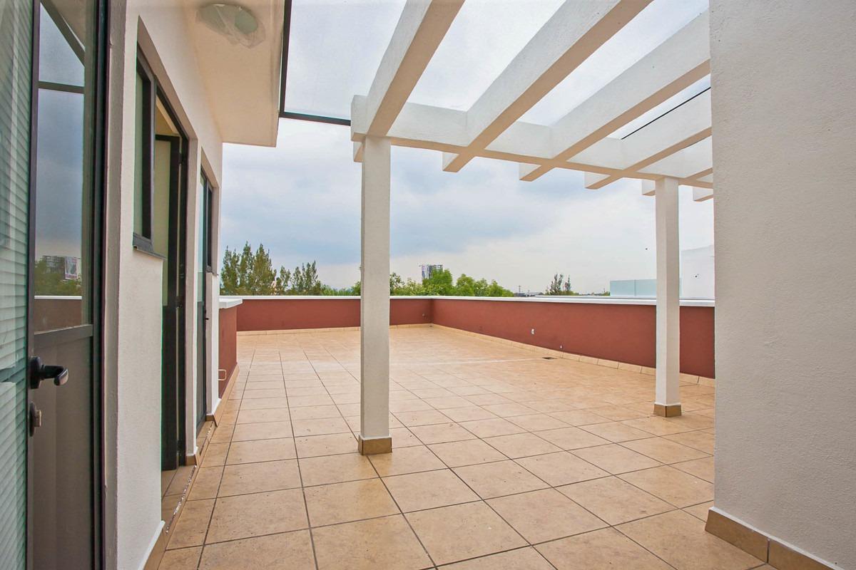 venta de hermoso departamento 65.78 m2 con excelentes acabados. alamos. rg-204