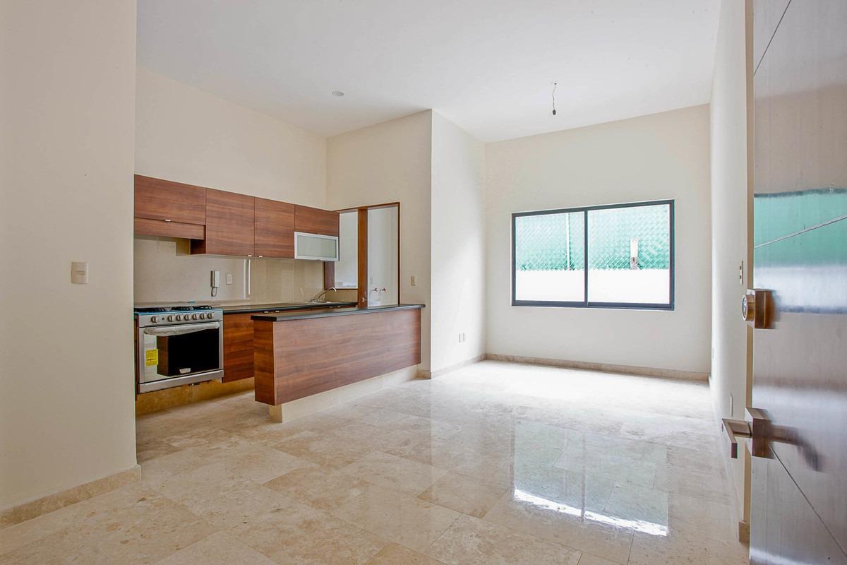 venta de hermoso departamento 65.78 m2 con excelentes acabados. alamos. rg-304
