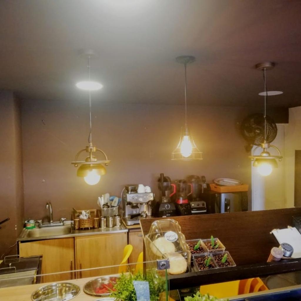 venta de hermoso montaje para café gourmet  en cali