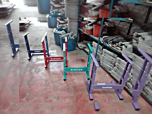 venta de herrajes acerados para máquinas de costura