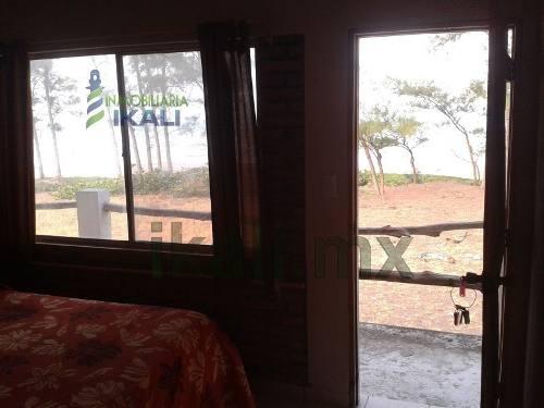 venta de hotel en la playa frente al mar tuxpan veracruz 12 habitaciones amuebladas. 800 m. después de hotel isla tajin, cuenta con 12 habitaciones completamente amuebladas cada una con baño completo