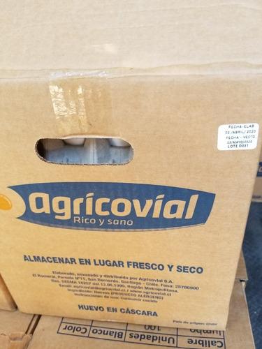 venta de huevos por caja 24.000 sector recoleta y alrededore