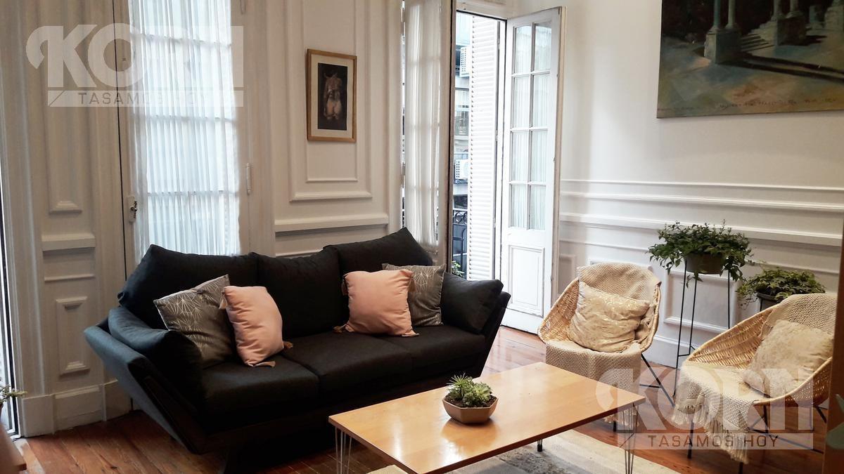 venta de importante piso de oficinas de categoría de 6 ambientes  en plaza san martín