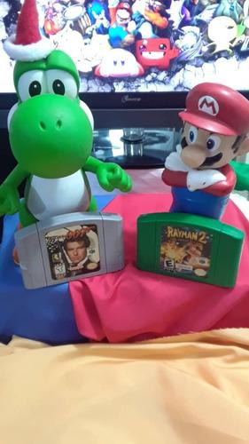 venta de juegos nintendo 64, consulte sin compromiso