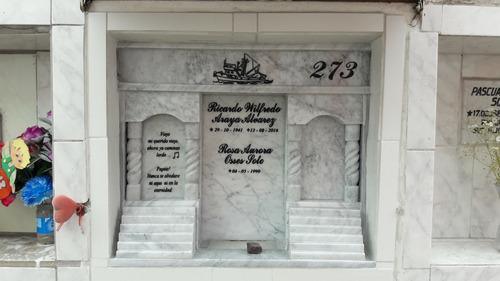 venta de lapidas de marmo. placas y libros de marmol