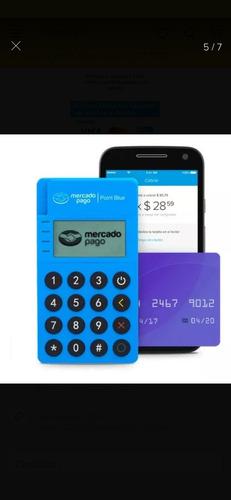 venta de lector de tarjeta de mercado pago