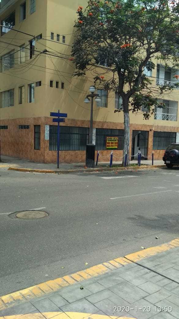 venta de local comercial en chorrillos