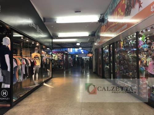 venta de local comercial en galería