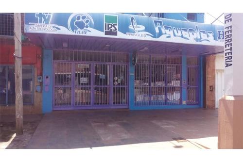 venta de local comercial sobre avenida - posadas