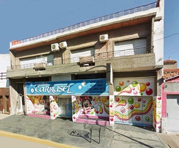 venta de local con vivienda en lanús este    (208)