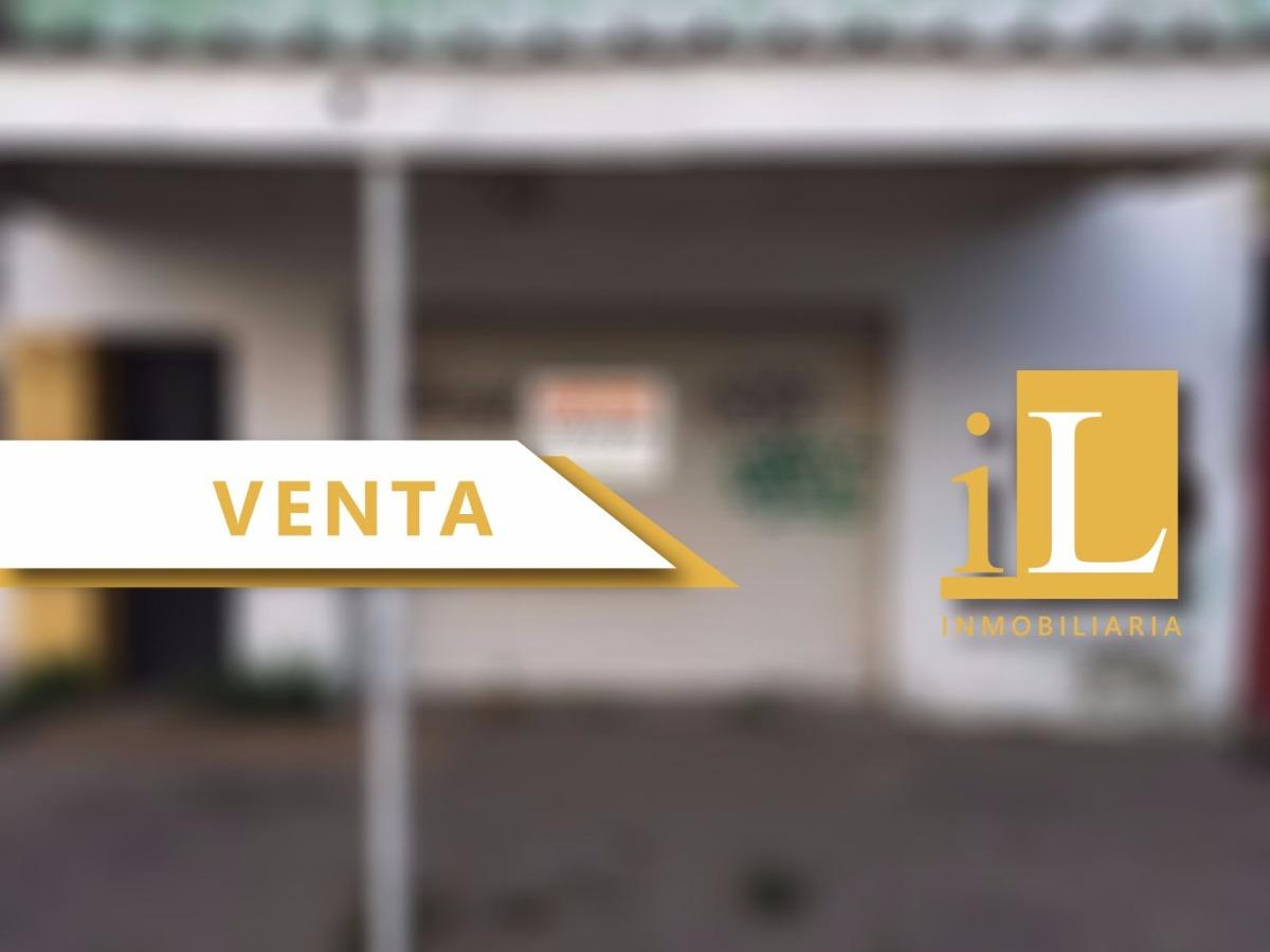 venta de local y departamento en el centro de brandsen