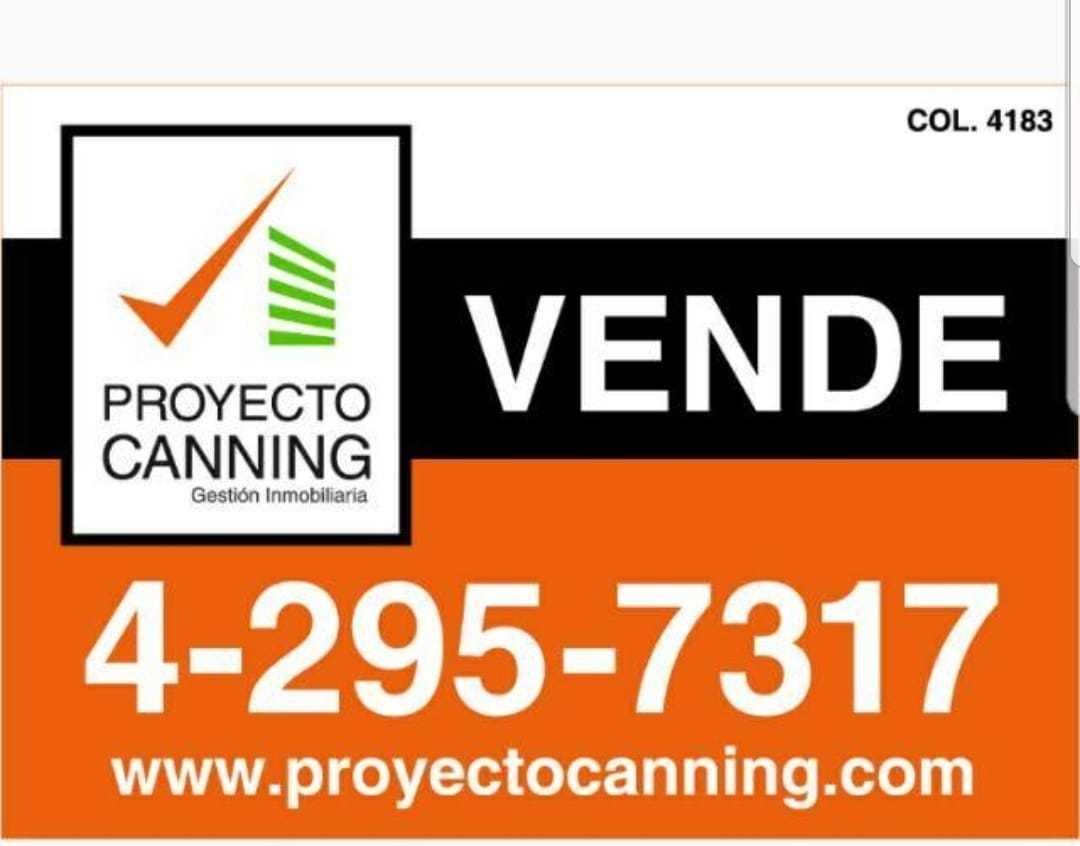 venta de lote 1320 m2 b° ideal desarrollo!! en canning