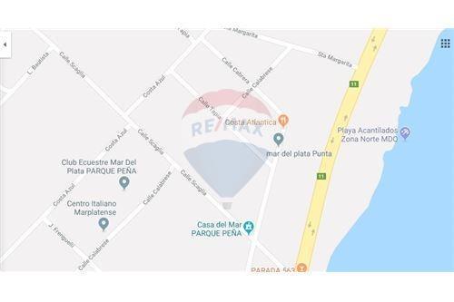 venta de lote 350 m2 barrio parque peña