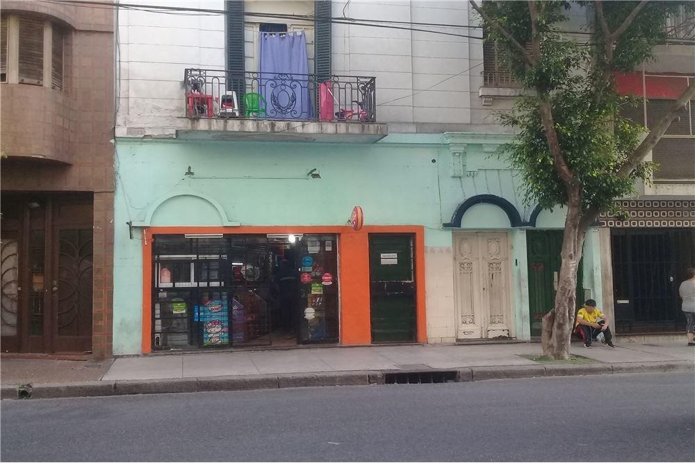 venta de lote balvanera 8,66 x 15 (local+vivienda)