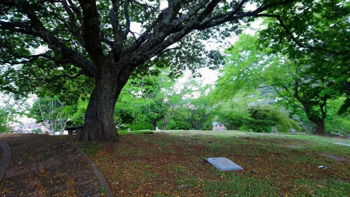 venta de lote doble,  cementerio jardines del recuerdo