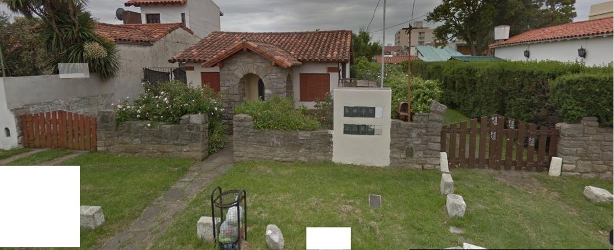 venta de lote en mar del plata, 1156 m2, con casa a demoler