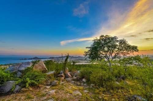 venta de lote en rancho paraiso cabo san lucas , bcs