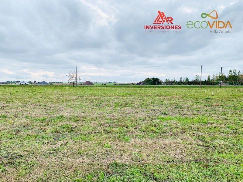 venta de lote terreno ecovida barrio abierto ruta 18 a 13km