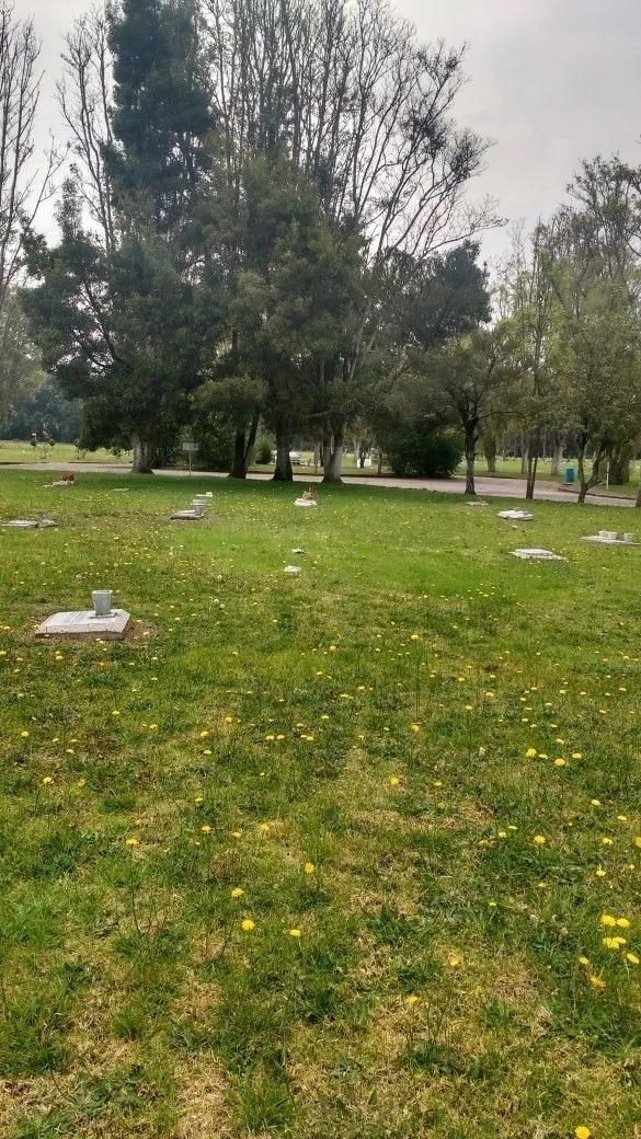 venta de lotes cementerio la inmaculada exelente ubicacion