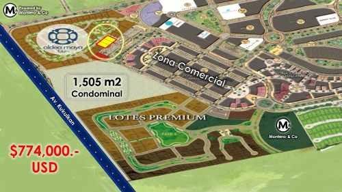 venta de lotes en aldea maya