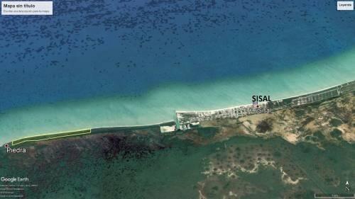 venta de lotes frente al mar en hermosa playa (puerto sisal) 2,400,000 f 321