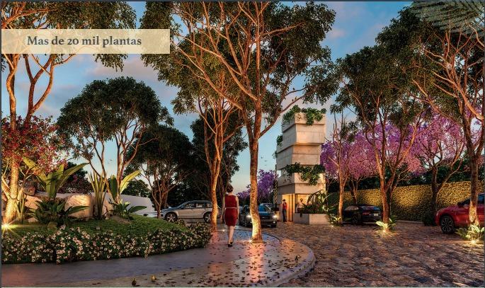venta de lotes residenciales en mérida, privada zendera en conkal lote 208