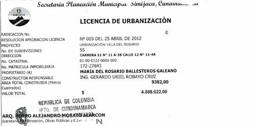 venta de lotes urbanos en simijaca cundinamarca