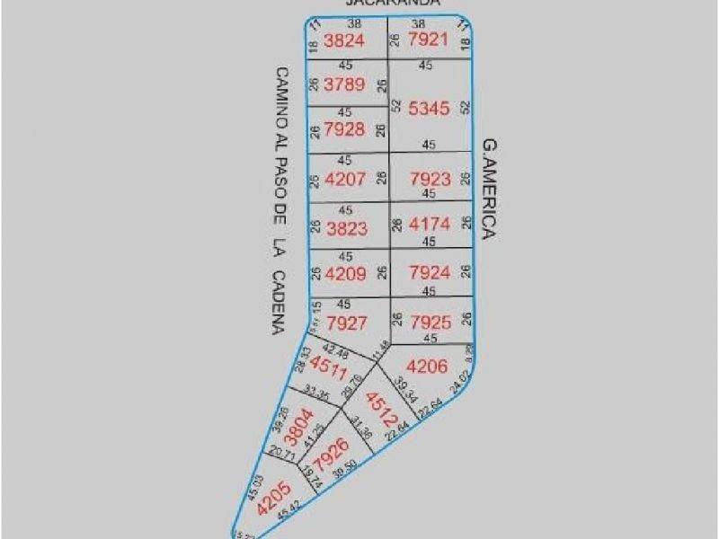 venta de lote/terreno en marly/lugano, punta del este.