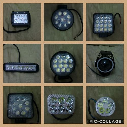 venta de luces led para vehículos y motos