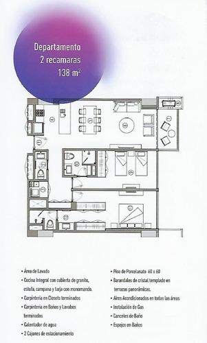venta de lujosos departamentos en torre indico | via montejo