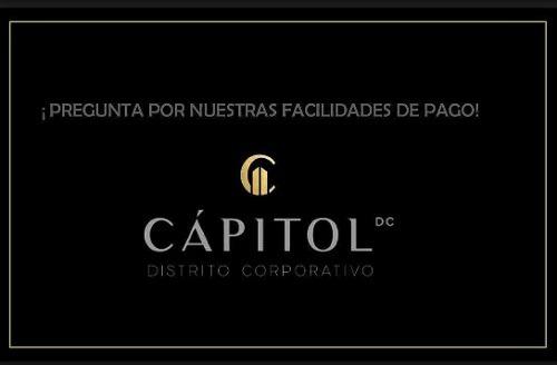 venta de macro lotes en cápitol distrito corporativo a $3,000.00 pesos