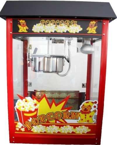 venta de maquinas pop corn, cotuferas, algodoneras comercial