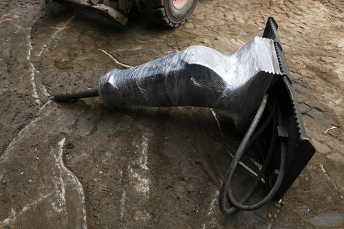 venta de martillo hidráulico para minicargador  / 947246750