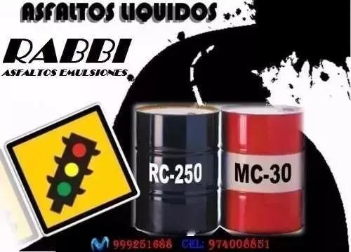 venta de mc-30 para riegos de carreteras en todo el peru