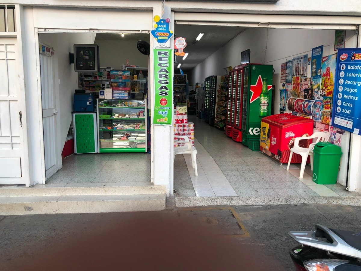 venta de minimarket con ferreteria
