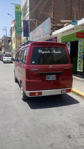 venta de minivan changan 11 pasajeros