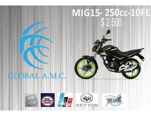 venta de motocicletas a credito y al contado