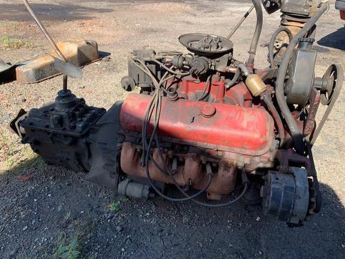 venta de motor 366 ford 8 cilindros