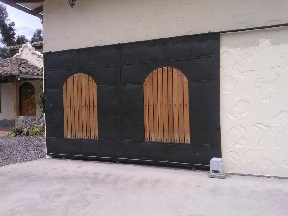 Venta de motores el ctricos para todo tipo de garajes u for Tipos de garajes