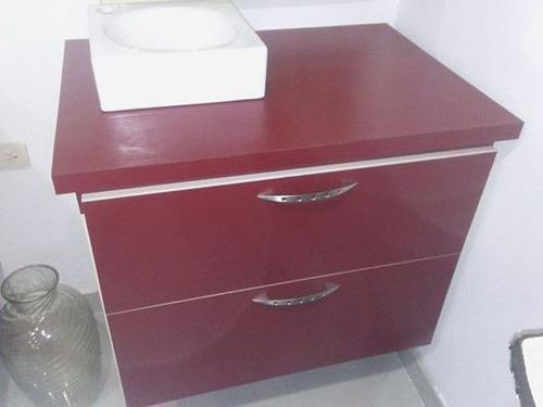 venta de muebles de baños y multiuso