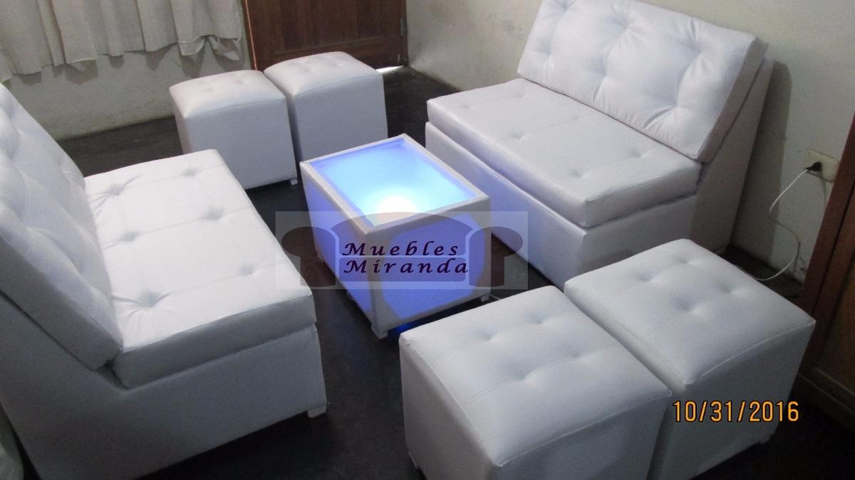 Venta De Muebles Lounge Modulares - S/ 50,00 en Mercado Libre
