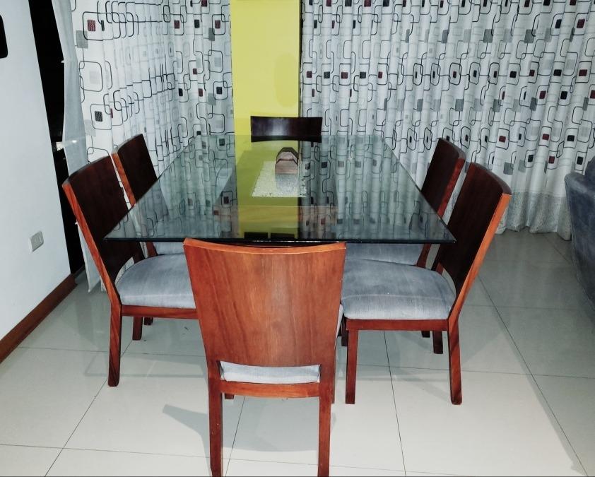 Venta De Muebles Sala Comedor De Ocasión - S/ 2,20