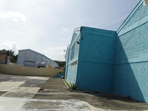 venta de nave en herrera parque industrial en av las palmas