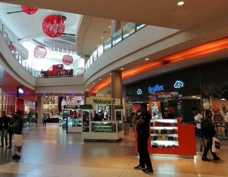 venta de negocio derecho de llave en local en c.c. city mall