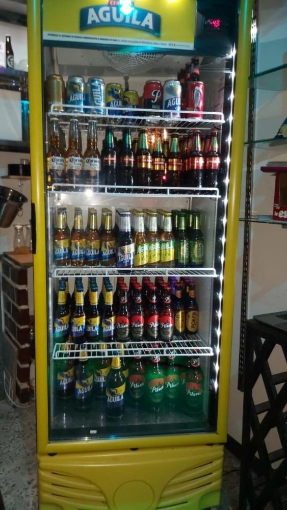 venta de negocio licorera bar, av 33