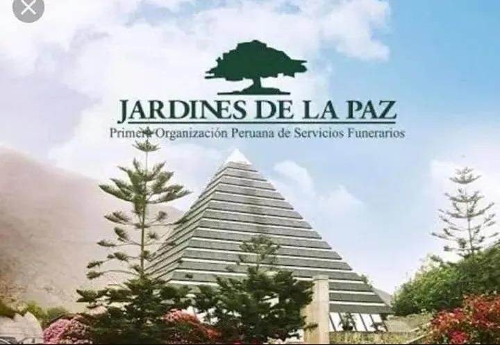 venta de nicho  jardines de la paz de la molina