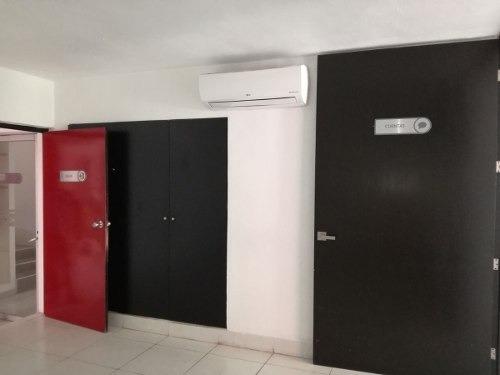 venta de oficinas con 9 privados y recepción en la miguel alemán