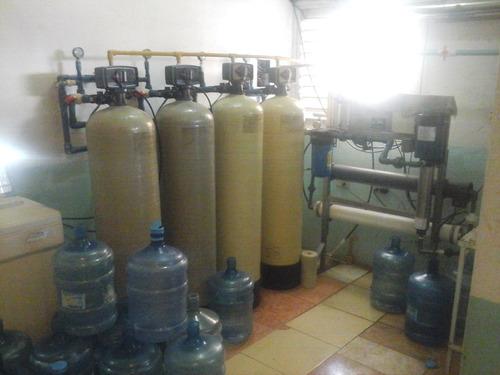 venta de oportunidad purificadora de agua completa