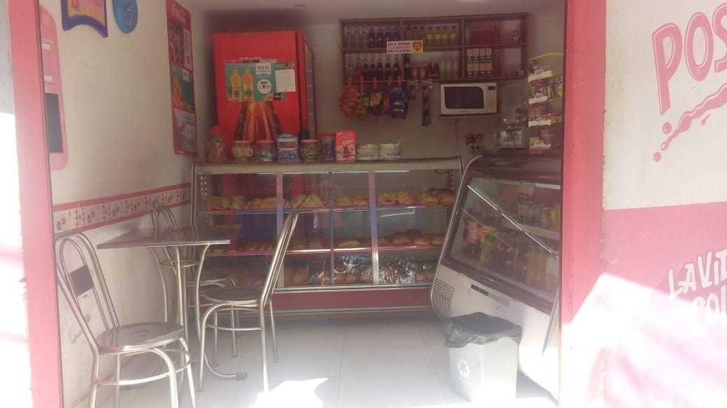 venta de panadería acreditada